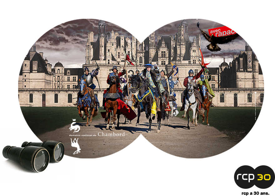 RCP - The Chambord Castle